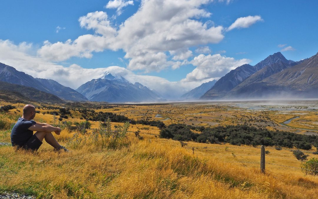New Zealand, first impressions